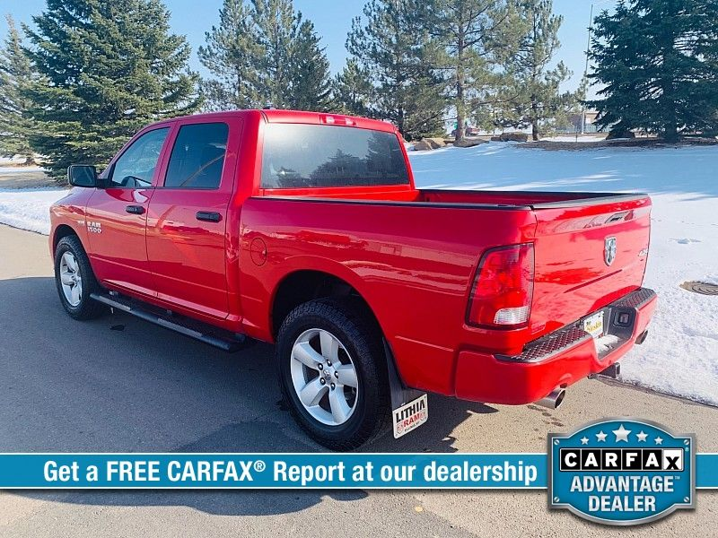 2015 Ram 1500 4WD Crew Cab Express  city MT  Bleskin Motor Company   in Great Falls, MT