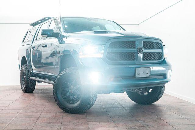 2015 Ram 1500 Sport Ceramic Blue Edition Lifted w/ Upgrades in Addison, TX 75001