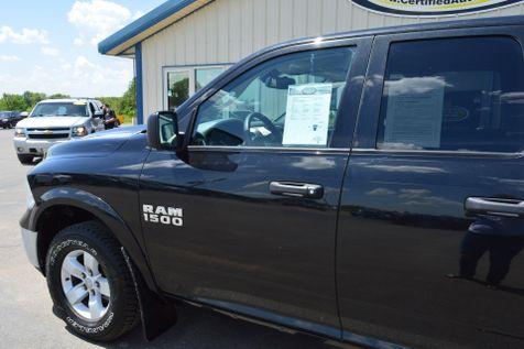 2015 Ram 1500 Outdoorsman 4x4 in Alexandria, Minnesota