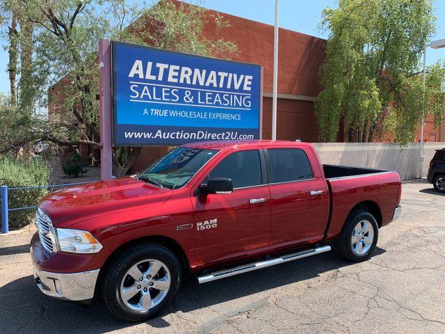 2015 Ram 1500 Big Horn 4x4 Turbo Diesel 3 MONTH/3,000 MILE NATIONAL POWERTRAIN WARRANTY in Mesa, Arizona 85201