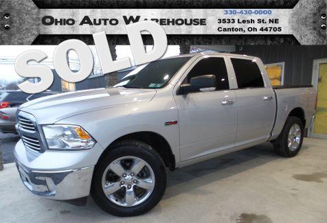 2015 Ram 1500 Big Horn 4x4 Turbo Diesel Clean Carfax We Finance | Canton, Ohio | Ohio Auto Warehouse LLC in Canton, Ohio
