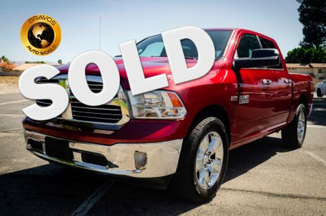 2015 Dodge Ram 1500 Big Horn in cathedral city