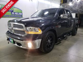 2015 Ram 1500 Crew Eco Laramie Longhorn in Dickinson, ND 58601