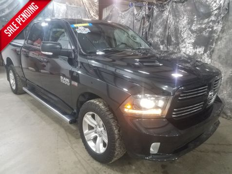 2015 Ram 1500 Sport  Crew 1 owner in Dickinson, ND