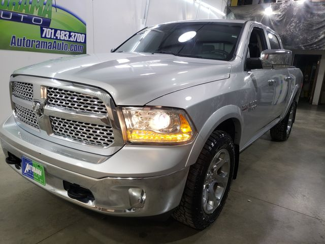 2015 Ram 1500 Laramie 4x4 in Dickinson, ND 58601