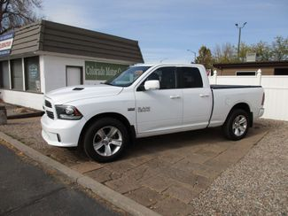 2015 Ram 1500 Quad Cab Sport in Fort Collins, CO 80524