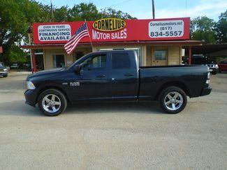 2015 Ram 1500 Express   Fort Worth, TX   Cornelius Motor Sales in Fort Worth TX