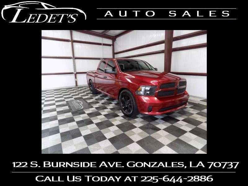 2015 Ram 1500 Express - Ledet's Auto Sales Gonzales_state_zip in Gonzales Louisiana