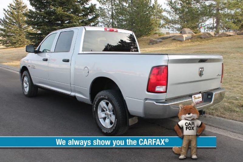 2015 Ram 1500 4WD Crew Cab Tradesman Longbed  city MT  Bleskin Motor Company   in Great Falls, MT