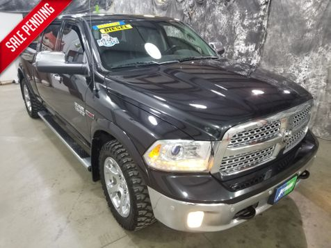 2015 Ram 1500 Laramie  Eco Diesel Crew in Dickinson, ND