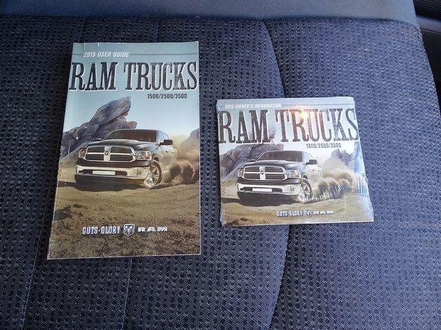 2015 Ram 1500 Big Horn Madison, NC 51