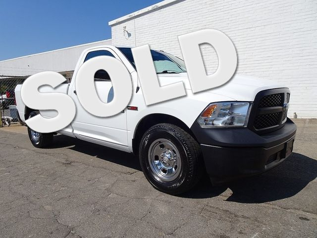 2015 Ram 1500 Tradesman Madison, NC 0