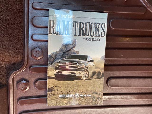 2015 Ram 1500 Laramie Madison, NC 17