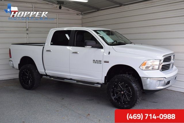 2015 Ram 1500 Big Horn LIFTED HLL
