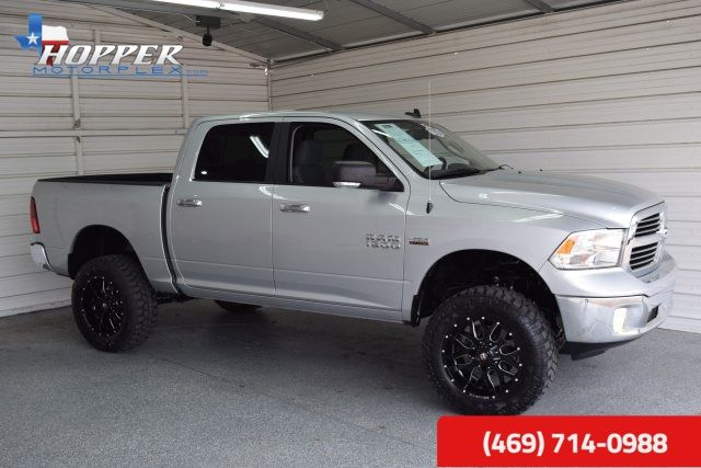 2015 Ram 1500 Big Horn LIFTING HLL