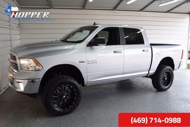 2015 Ram 1500 Big Horn LIFTING!!! HLL in McKinney Texas, 75070
