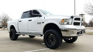 2015 Ram 1500 Outdoorsman LIFT/CUSTOM WHEELS AND TIRES in McKinney, Texas 75070