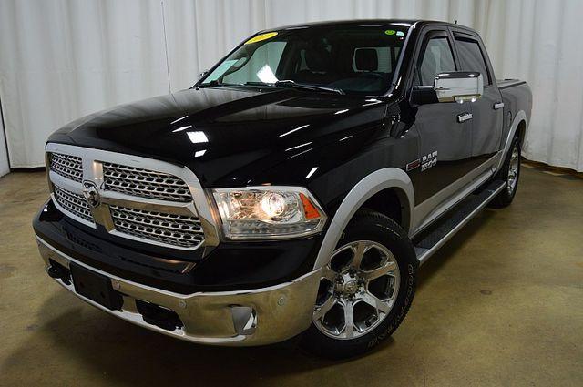 2015 Ram 1500 Laramie ECO Diesel