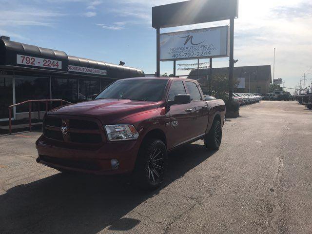 2015 Ram 1500 TRADESMAN 4X4 in Oklahoma City OK