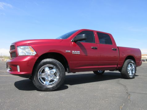 2015 Ram 1500 Express Crew Cab 4X4 in , Colorado