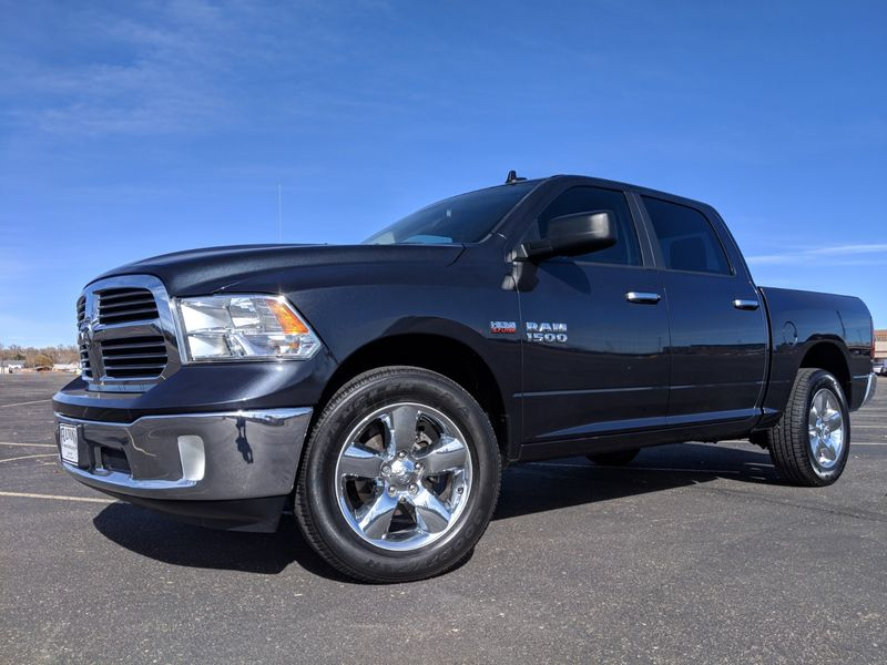 2015 Ram 1500 Big Horn  Fultons Used Cars Inc  in , Colorado