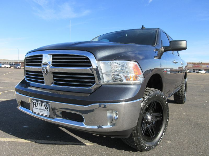 2015 Ram 1500 Crew Cab 4X4 Big Horn  Fultons Used Cars Inc  in , Colorado