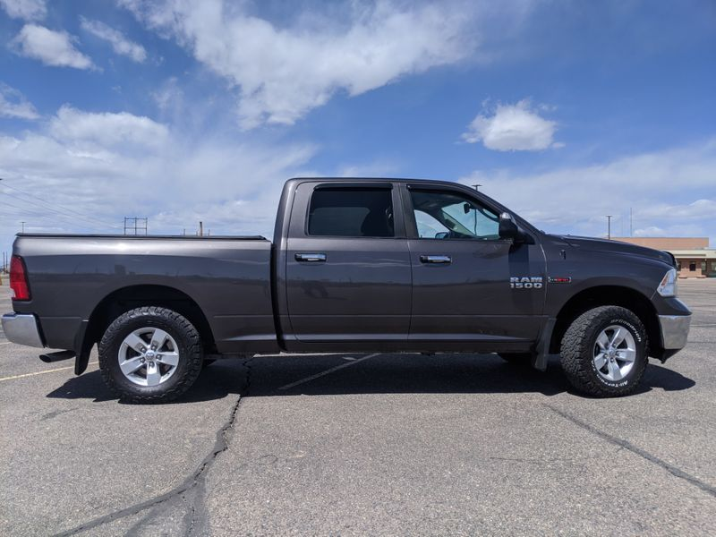 2015 Ram 1500 Crew Cab SLT 4X4 Diesel  Fultons Used Cars Inc  in , Colorado