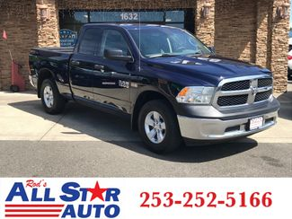 2015 Ram 1500 Tradesman 4WD in Puyallup Washington, 98371
