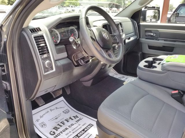 2015 Ram 1500 Quad Cab SLT Houston, Mississippi 8