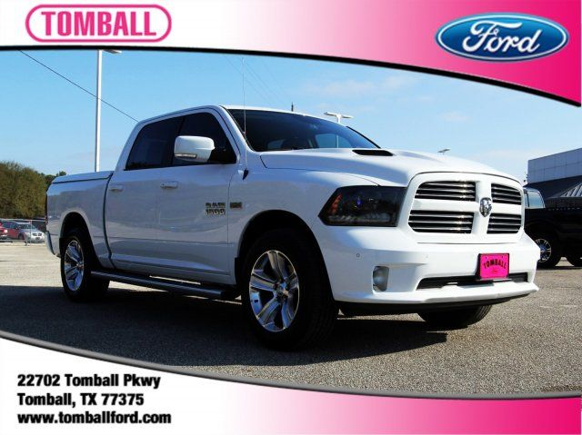 2015 Ram 1500 Sport in Tomball, TX 77375