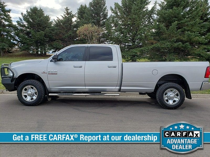 2015 Ram 2500 4WD Crew Cab SLT Longbed  city MT  Bleskin Motor Company   in Great Falls, MT