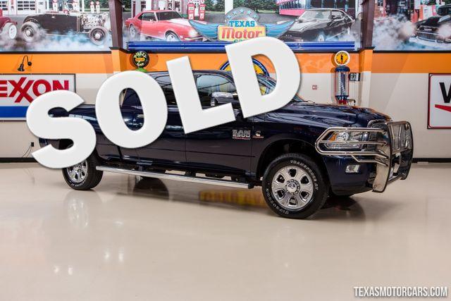 2015 Ram 2500 Longhorn Limited 4X4