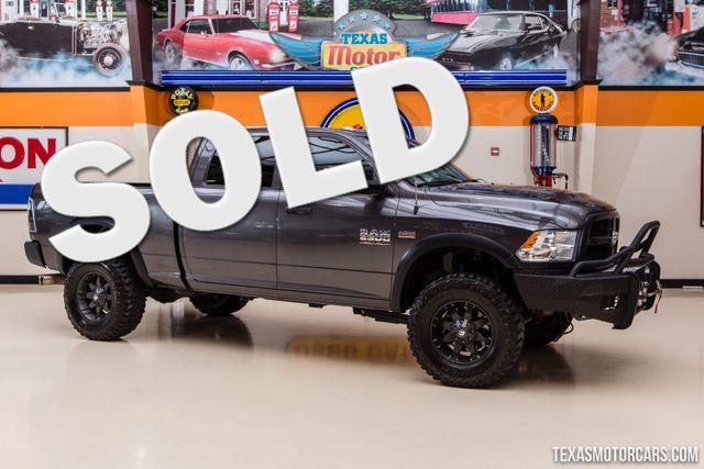 2015 Ram 2500 Tradesman Power Wagon 4X4