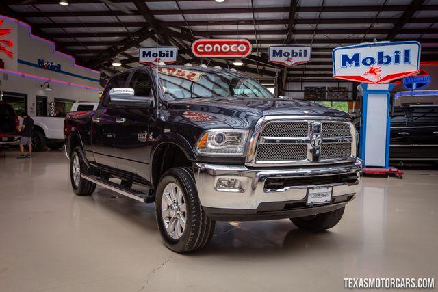 2015 Ram 2500 Longhorn 4X4 in Addison Texas, 75001