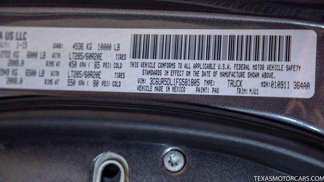2015 Ram 2500 Lone Star 4x4 in Addison, Texas 75001