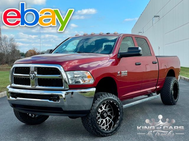 2015 Ram 2500 Cummins Diesel 4x4 6-SPEED MANUAL CREW LOW MILE WOW in Woodbury, New Jersey 08093