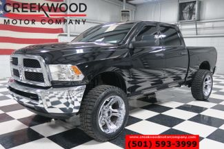 2015 Ram 2500 Dodge SLT 4x4 Diesel Lifted Chrome 22s M/T Tires Black in Searcy, AR 72143