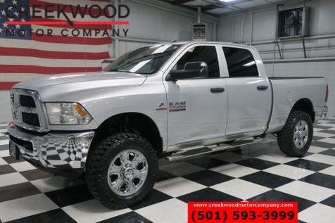 2015 Ram 2500 Dodge ST SLT 4x4 Diesel Auto Leveled Black 20s New Tires in Searcy, AR