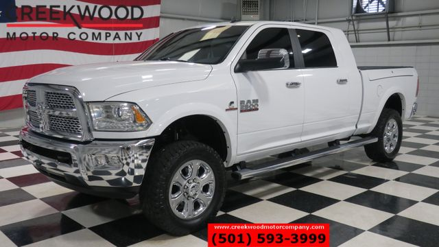 2015 Ram 2500 Dodge Laramie 4x4 Diesel Mega Cab Nav Chrome 20s 1 Owner in Searcy, AR 72143