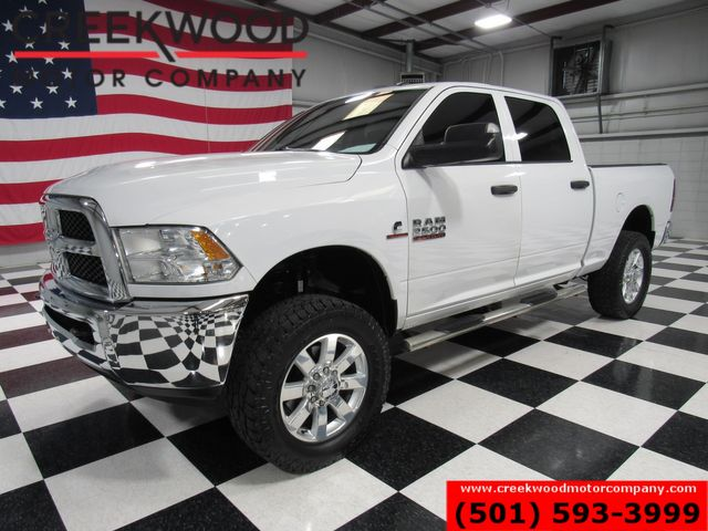 2015 Ram 2500 Dodge SLT 4x4 Diesel White 1 Owner Leveled New Tires 20s in Searcy, AR 72143