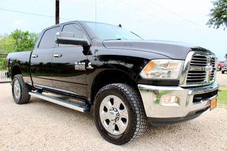 2015 Ram 2500 Lone Star Crew Cab 4x4 6.7L Cummins Diesel Auto in Sealy, Texas 77474