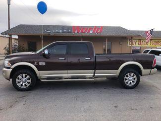 2015 Dodge Ram 2500 4x4 Laramie Longhorn in Marble Falls, TX 78654
