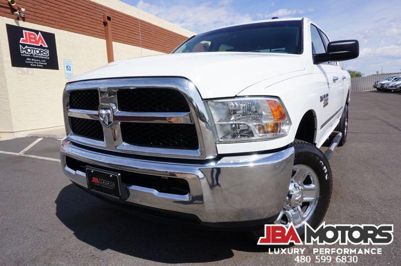 2015 Ram 2500 SLT 4x4 Dodge Ram 2500 4WD Crew Cab | MESA, AZ | JBA MOTORS in MESA AZ