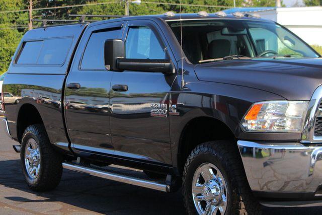2015 Ram 2500 Crew Cab 4x4 - BLUETOOTH - FIBERGLASS TOPPER! Mooresville , NC 25