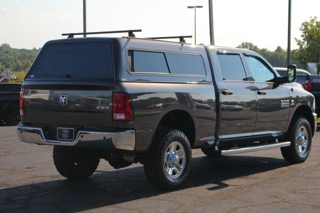 2015 Ram 2500 Crew Cab 4x4 - BLUETOOTH - FIBERGLASS TOPPER! Mooresville , NC 23