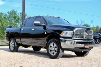2015 Ram 2500 Laramie Crew 4X4 6.7L Cummins Diesel Auto Sealy, Texas 1