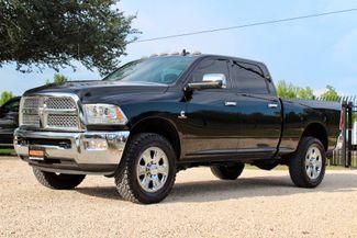 2015 Ram 2500 Laramie Crew 4X4 6.7L Cummins Diesel Auto Sealy, Texas 5