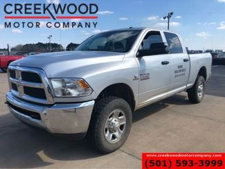 2015 Ram 2500 Dodge Silver 4x4 Diesel Auto Leveled New Wheels Tires in Searcy, AR 72143