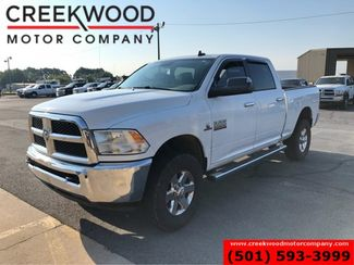 2015 Ram 2500 Dodge SLT 4x4 Diesel White New Tires Chrome 18s CLEAN in Searcy, AR 72143