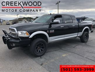 2015 Ram 2500 Dodge Laramie 4x4 Diesel Mega Cab Black 20s Nav Roof in Searcy, AR 72143
